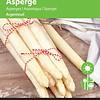 Moestuinplant Asperge