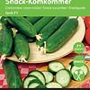 Moestuinplant Snack Komkommer