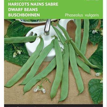 Moestuinplant Stamsnijbonen Admires zaden