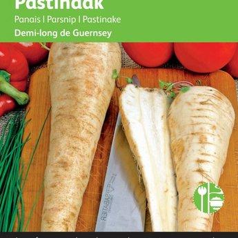 Moestuinplant Pastinaak Demi-Long De Guernsey zaden
