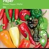 Moestuinplant Peper Mixed 5 soorten