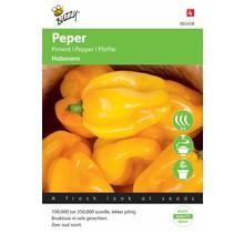 Peper Habanero oranje zaden