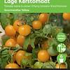 Moestuinplant Gele cherry tomaten