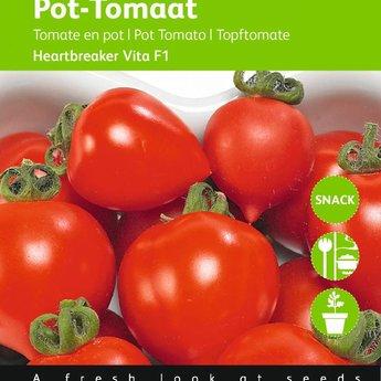 Moestuinplant Tomaten Heartbreaker F1 zaden