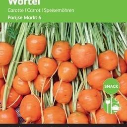 Moestuinplant Wortelen
