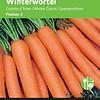 Moestuinplant Winterwortelen