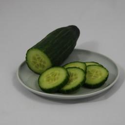 Moestuinplant Geënte  komkommer (9 planten)