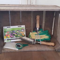 Moestuinplant Cadeaupakket ''Allround moestuin pakket''