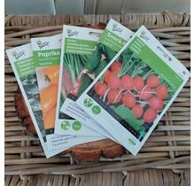 Cadeau pakket moestuinplant ''snack & salad'' - Copy