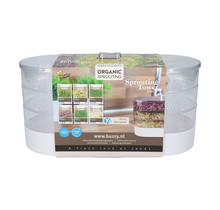 Organic Sprouting toren - 3 laags