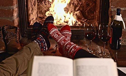 Antislip sokken tegen uitglijden op gladde vloeren