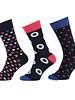 Apollo Katoenen sokken met een vrolijke print