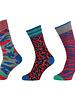 Apollo Katoenen sokken met een vrolijke dierenprint