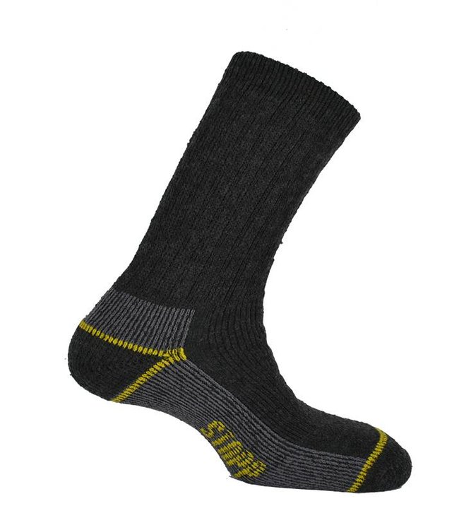 Stapp Yellow 2 paar dikke thermo sokken