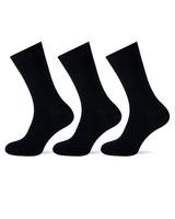 Teckel Teckel katoenen sokken 3 paar