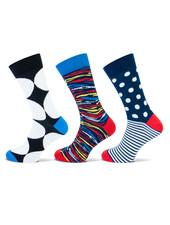 Teckel Teckel vrolijke heren sokken