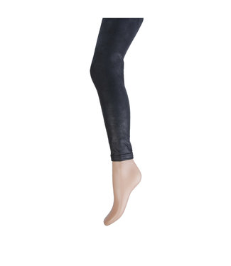 Marianne Legging craquele leatherlook