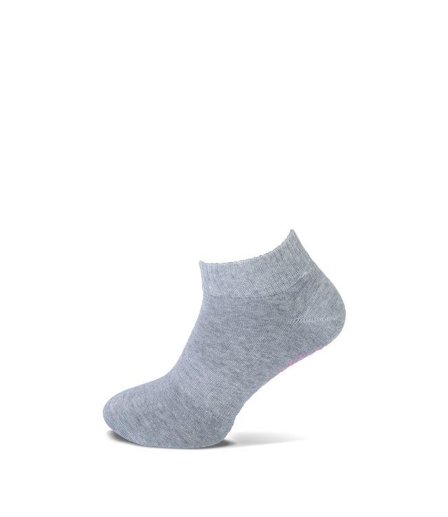 Basset Biologisch katoenen yoga sokken met anti slip