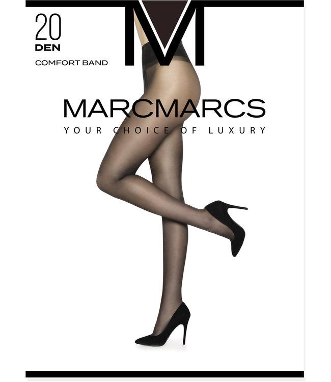 Marcmarcs Marcmarcs comfort 20 denier panty