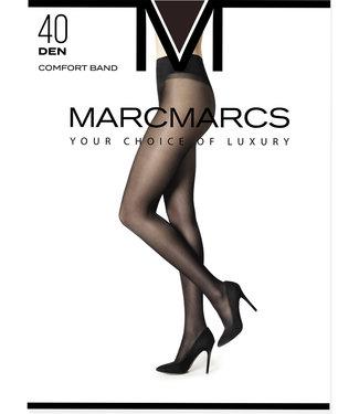 Marcmarcs Marcmarcs comfort 40 denier panty