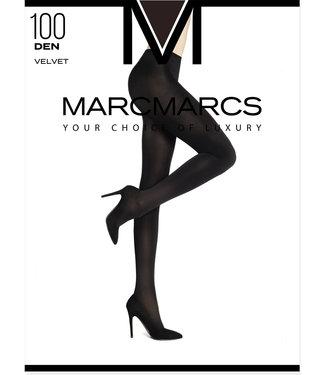 Marcmarcs Marcmarcs velvet 100 denier panty
