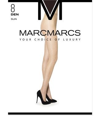 Marcmarcs Marcmarcs 8 denier sun panty