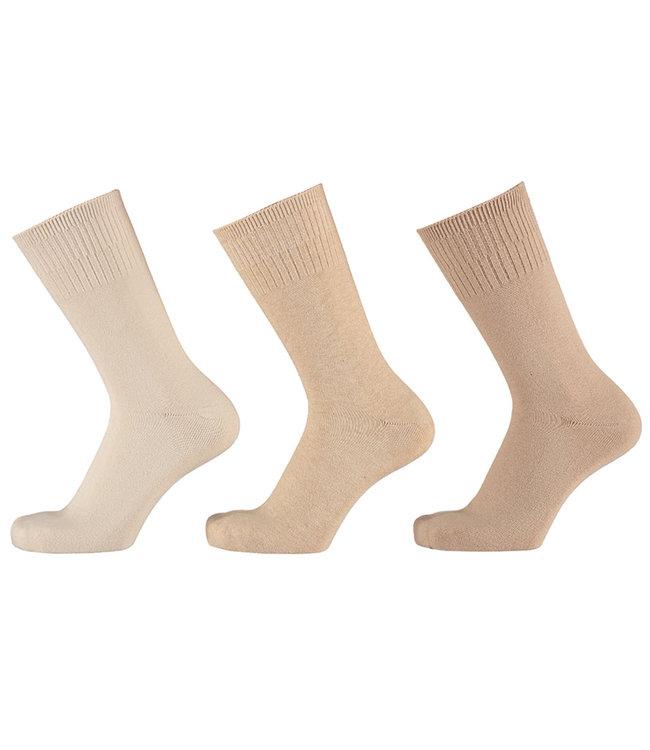 Apollo Katoenen anti press sokken 3 paar