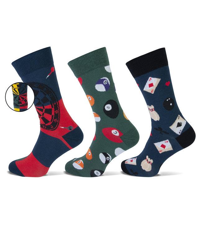 Teckel Vrolijke heren sokken kroegsporten