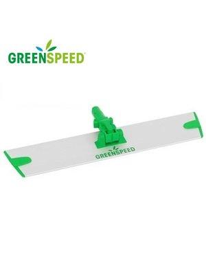 Greenspeed Velcro standaard vlakmopplaat
