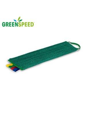 Twistmop Velcro Groen. Normaal onderhoud