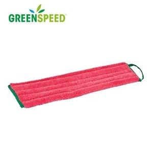 Twistmop Velcro Rood. Normaal onderhoud