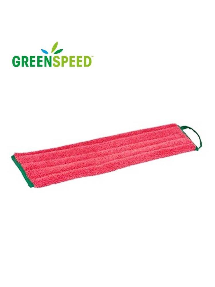 Twistmop Velcro Rood, voor dagelijks onderhoud