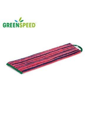 Scrubmop Velcro Rood,  extra schrobeffect