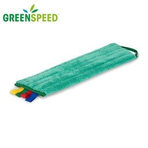 Dustmop Velcro. Stofwissen met microvezel