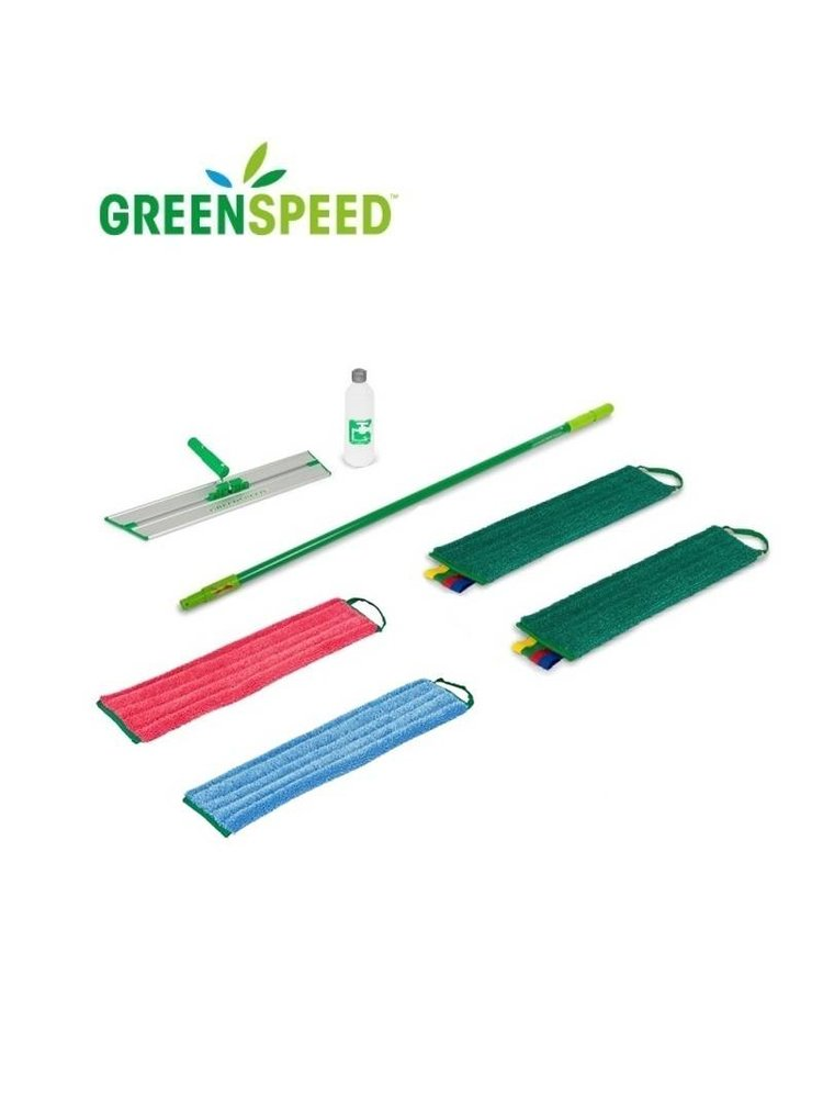 Greenspeed vlakmopset Multi Color