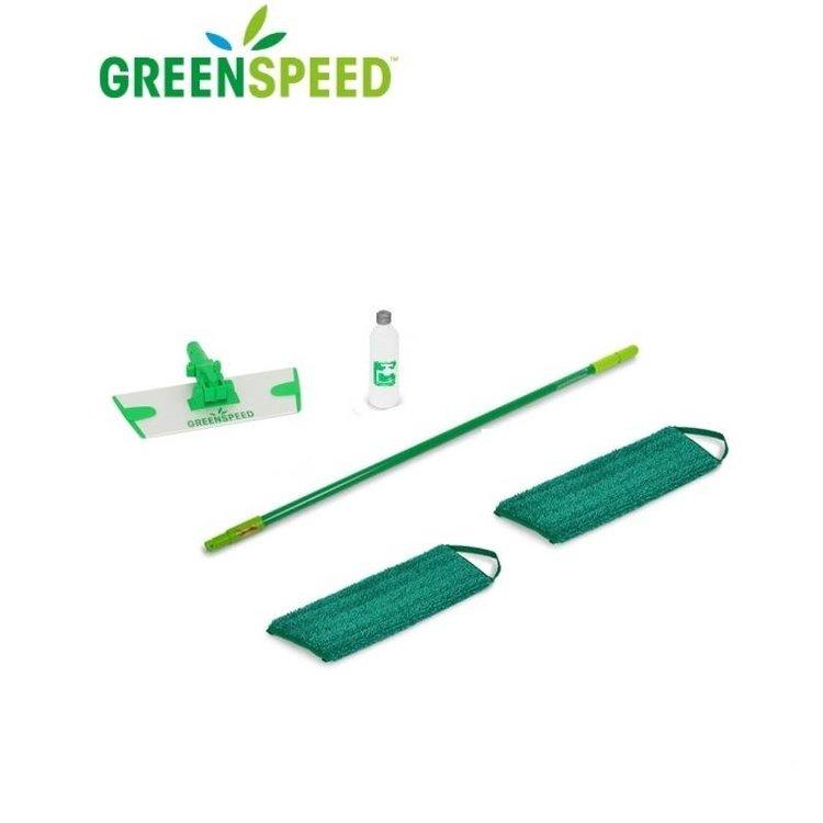 Greenspeed vlakmopset harde vloeren