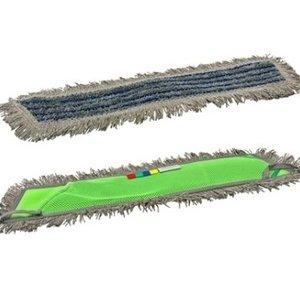 Click'mC Slidemop voor stofwissen en klamvochtig reinigen