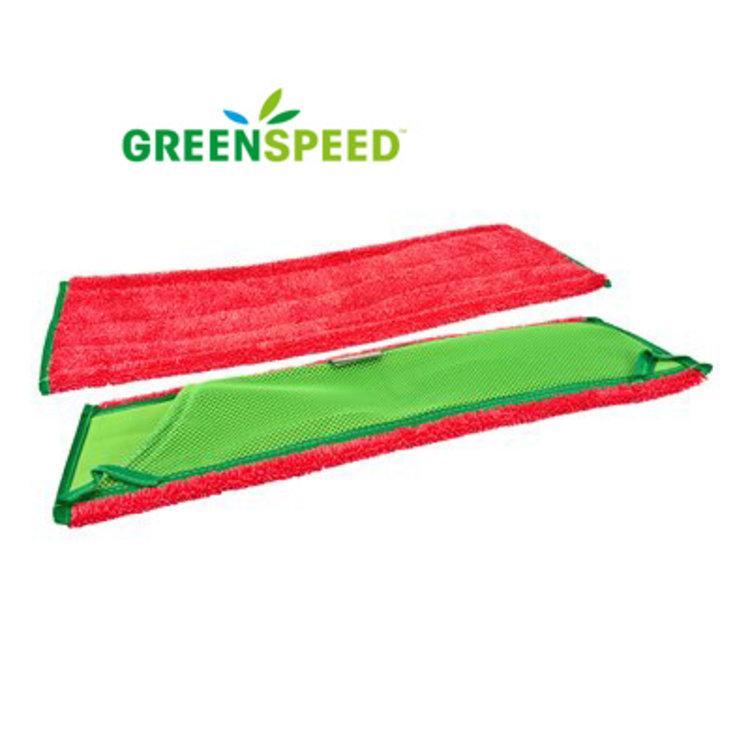 Click'm C Twistmop 50 cm lengte (rood)