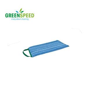 Twistmop Velcro blauw, voor het onderhoud