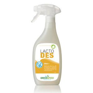 Desinfectiespray Lacto Des, reinigt en ontsmet