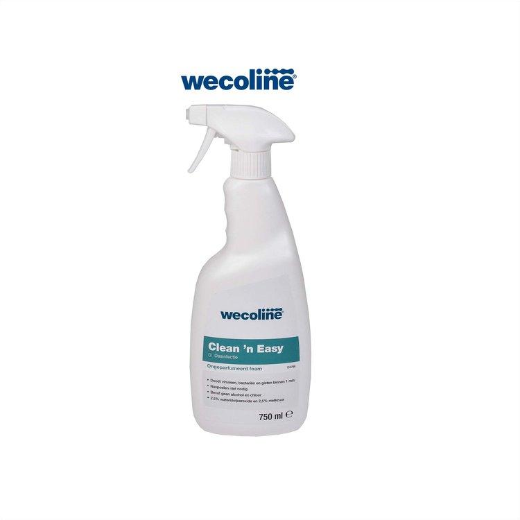 Clean 'n Easy desinfectiemiddel Wecoline