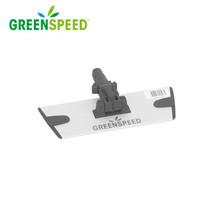 Greenspeed Velcro standaard vlakmopplaat - zwart
