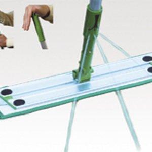 Sprenkler, uniek en handig vlakmopsysteem