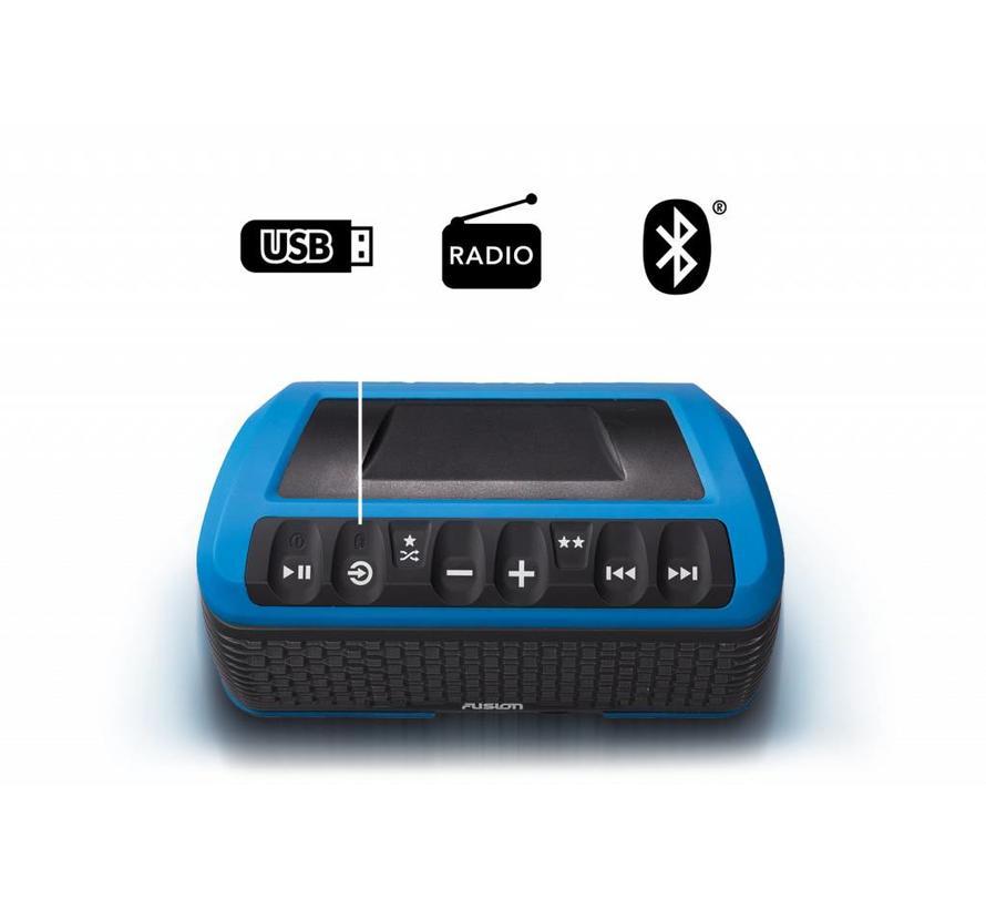 Stereo Active blauw