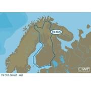 C-Map Finland Lakes EN-Y326