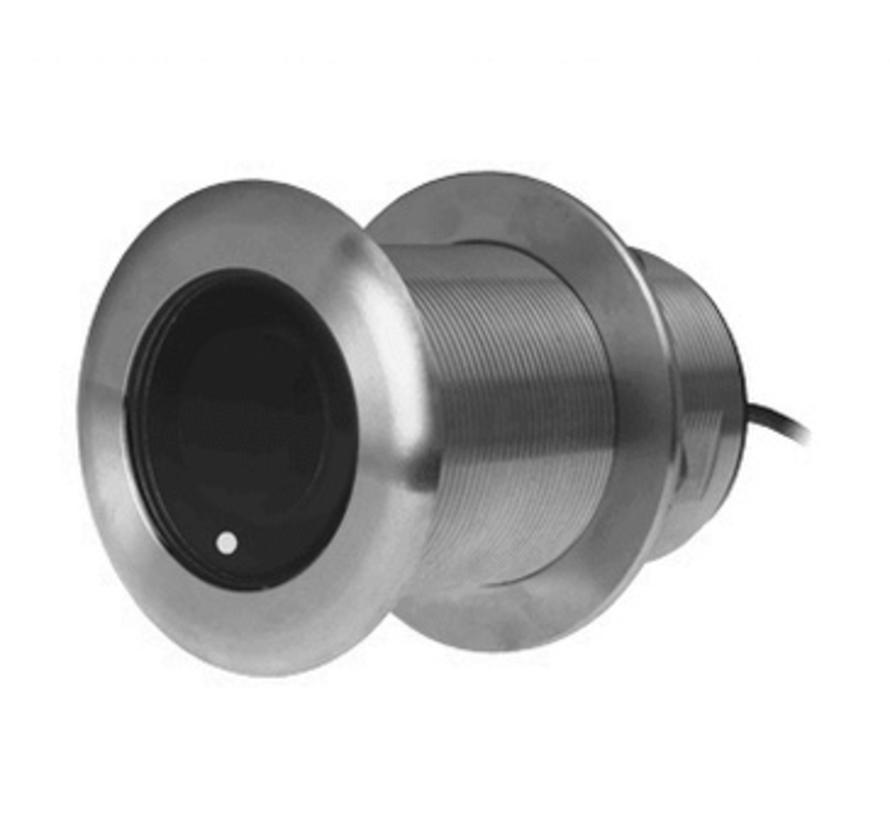 Xsonic SS75M RVS diepte/temperatuur transducer