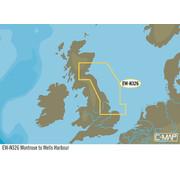 C-Map Montrose tot Wells Harbour EW-N326