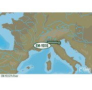 C-Map Po rivier EM-Y016