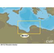 C-Map Libië, Misratah tot Kambut