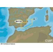 C-Map Adra tot Valencia